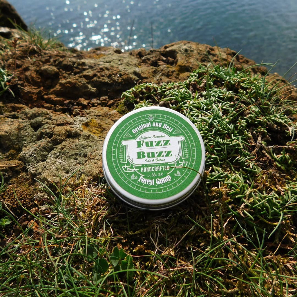 Fuzz Buzz Beard Growth Kit: Forest Gump Balm 30ml Fuzz Buzz Beard balm