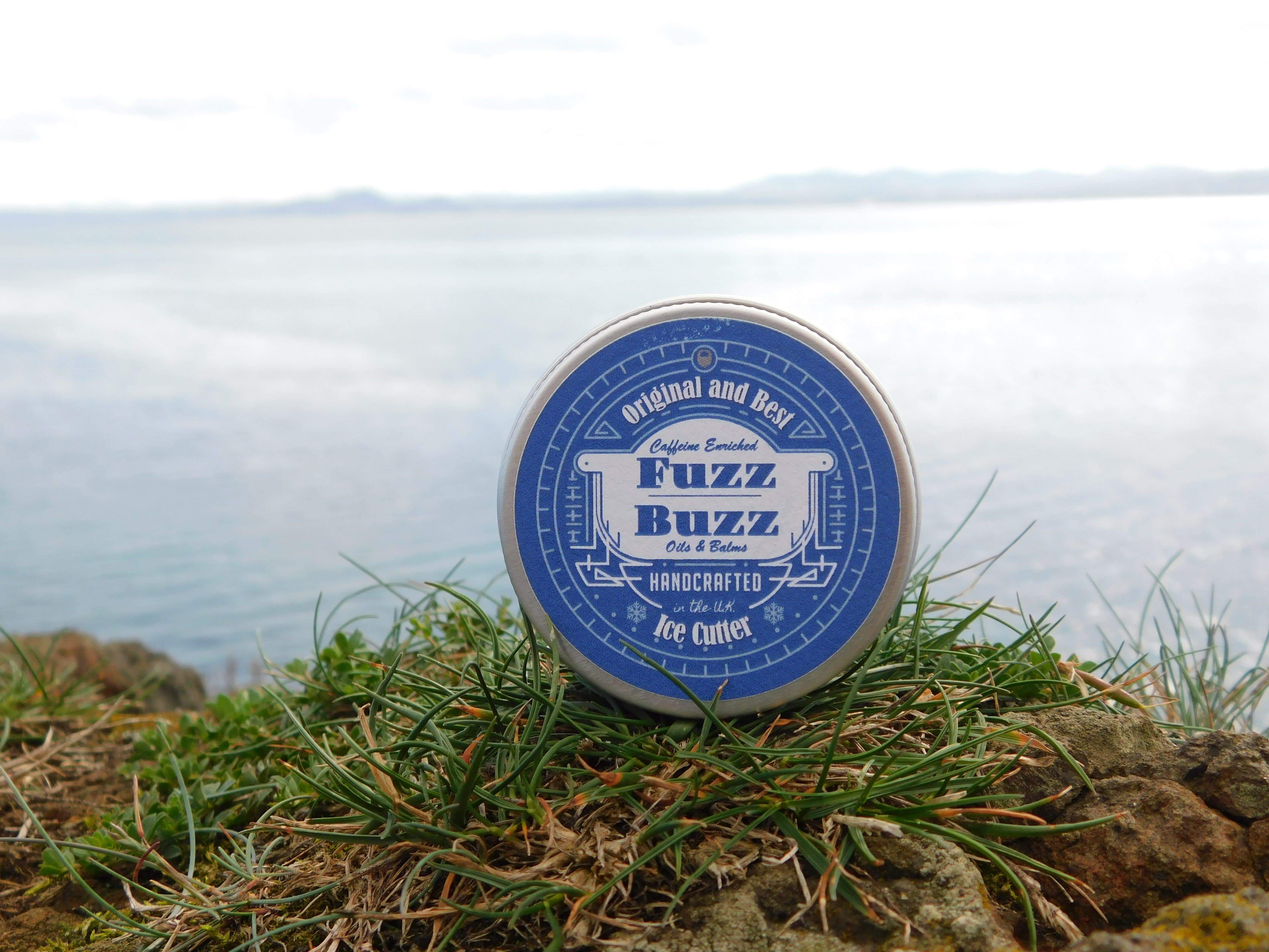 Beard Growth Kit Ice Cutter Balm 30ml Beard balm Fuzz-Buzz.co.uk