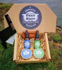 Fuzz Buzz Gift Set - Fresh Fuzz-Buzz.co.uk