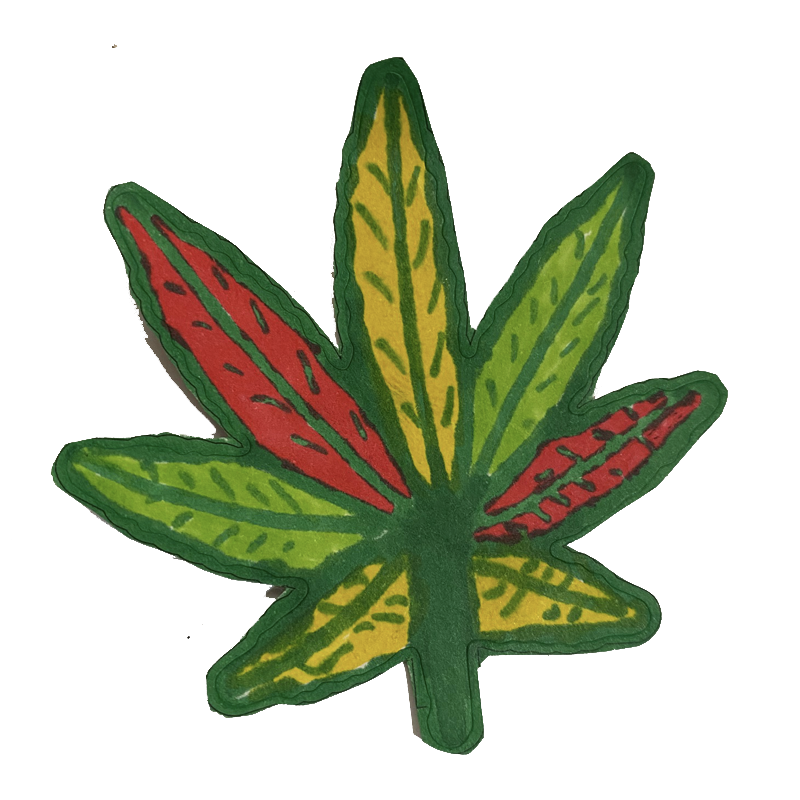 Weed Sticker by Slayanne