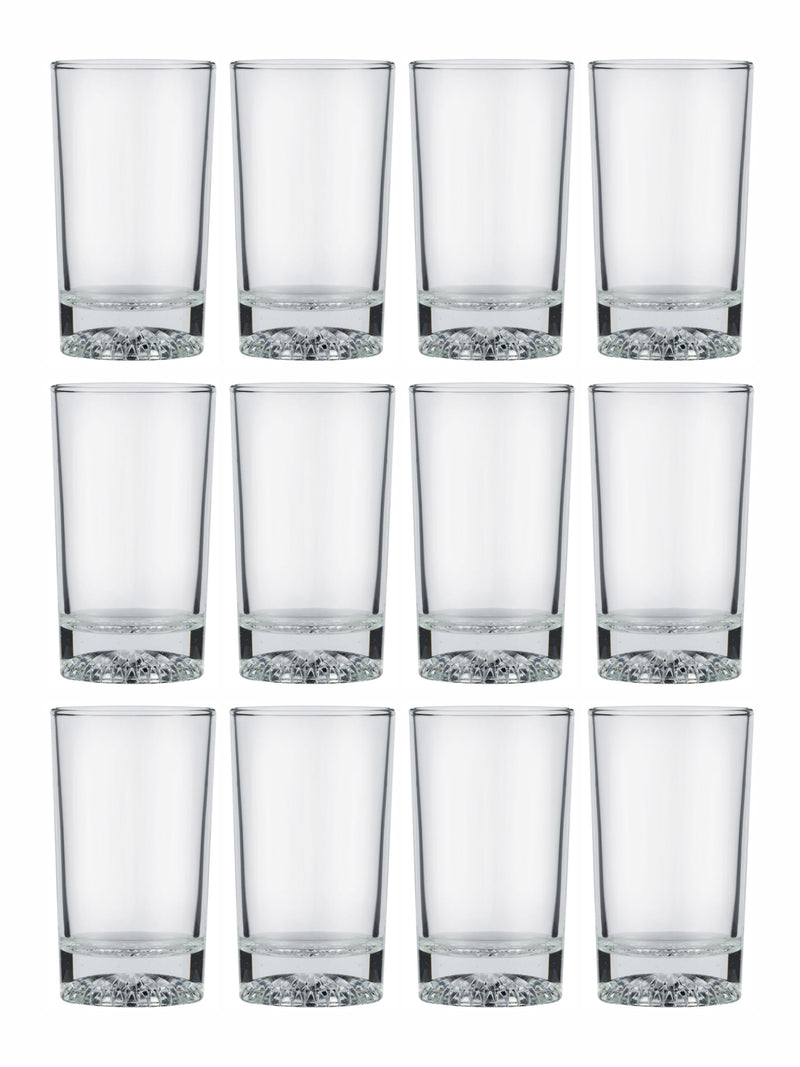 LUCKY GLASS Tumbler (Set of 12pcs)