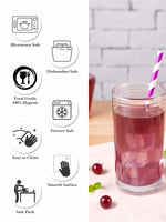 LUCKY GLASS Tumbler (Set of 6pcs)-LG-123009