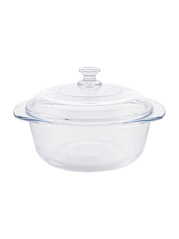 GOODHOMES Glass Casserole with Lid BJW202-2