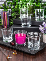 Glass Juice Tumbler (Set of 6pcs) ES7022-1