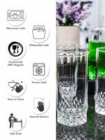 Glass Tumbler (Set of 6pcs) JS5001