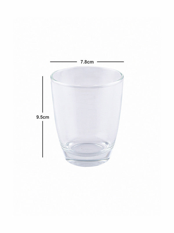 LUCKY GLASS Tumbler (Set of 6pcs) LG--100209
