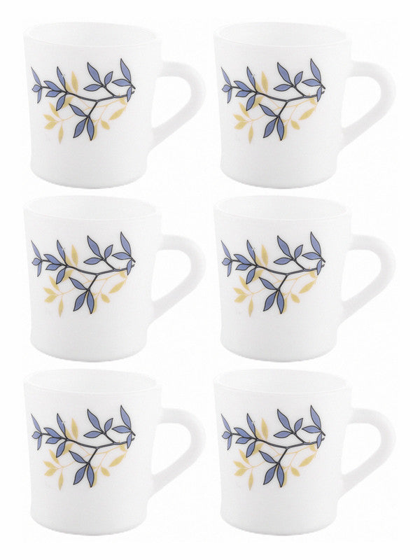 LaOpala Fontana Tea & Coffee Mug (Set of 6pcs) LOP-FSC-CM6P