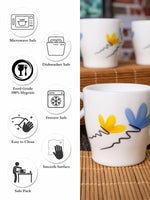 LaOpala Miranda Tea & Coffee Mug (Set of 6pcs) LOP-MDD-CM6P