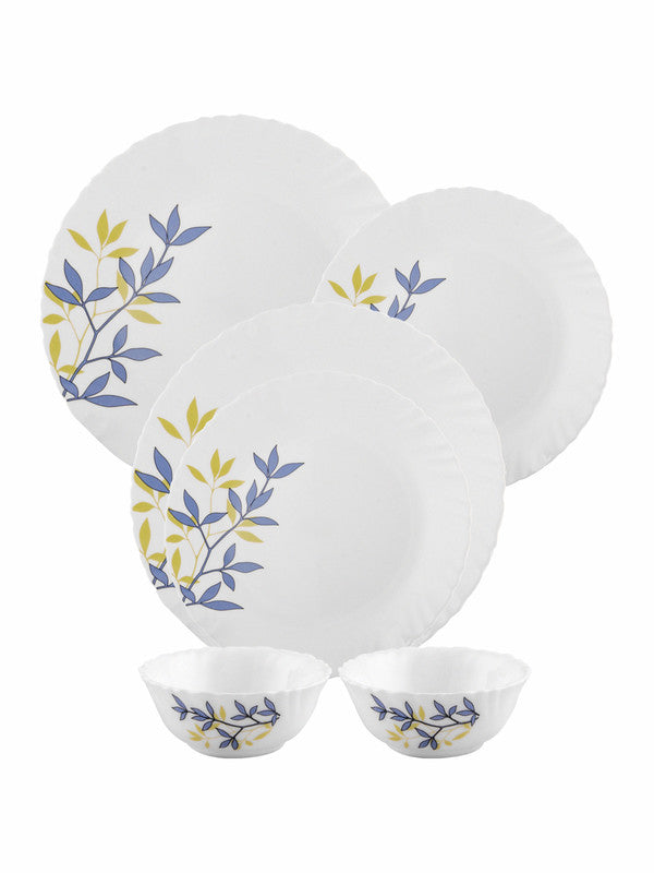 LaOpala Nova Silken Charm Dinner Set (Set of 12pcs) LOP-NSC-DS12P