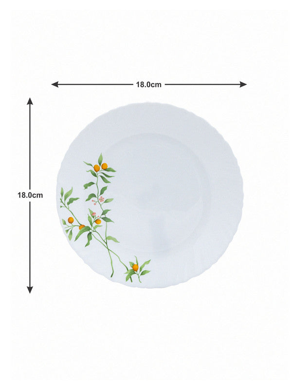 LaOpala Nova Vivid Greens Dinner Set (Set of 6pcs) LOP-NVG-DS6P