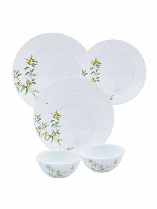 LaOpala Nova Vivid Greens Dinner Set (Set of 12pcs) LOP-NVG-DS12P
