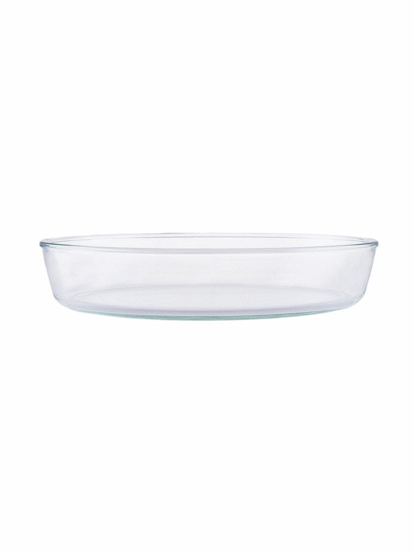ROXX Borosilicate Oval Dish in two size (Set of 2pcs) RX-2119-2122