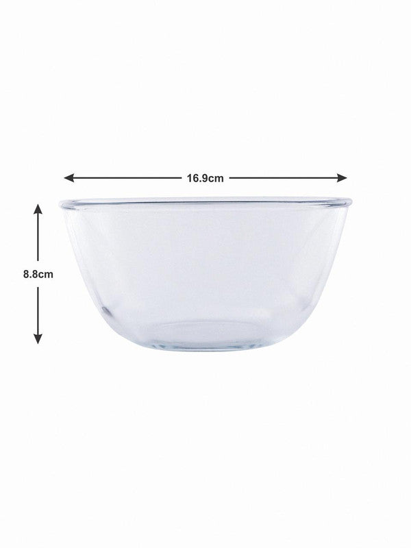 Glass Mixing Bowl (2 pcs set) RX-2129-2