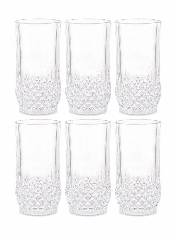 ROXX Glass Long Champ HB Tumbler Set (Set of 6 pcs) RX-3310