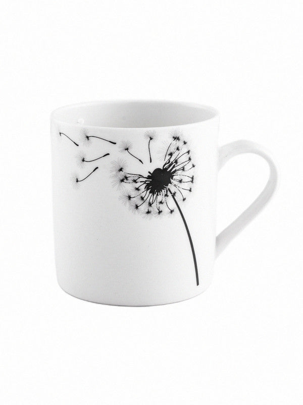 Bone China Tea & Coffee Mug (Set of 6pcs) SAMIRA-M-A043-MW