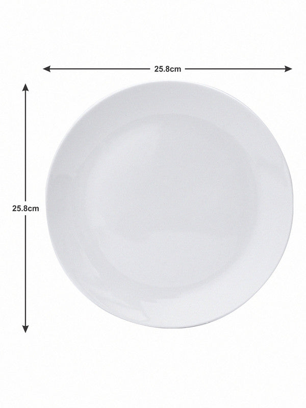 Bone China Dinner Plates (Set of 6 pcs) SOU10DP-6