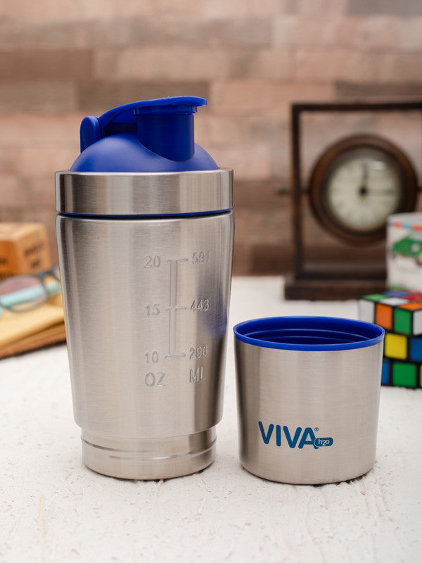 Stainless Steel Water Bottle VH3138-BLUE