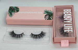 MALIBU 3D LUXURY EYELASHES