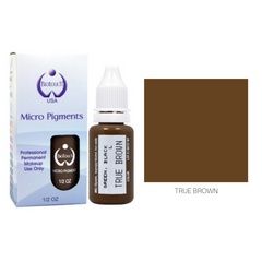 Biotouch Micropigment TRUE BROWN Permanent Makeup
