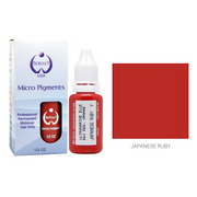 Biotouch Micropigment JAPANESE RUBY Permanent Makeup