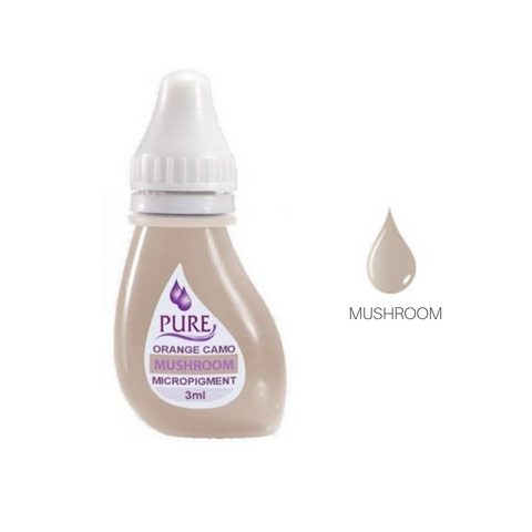 Biotouch Pure Pigment MUSHROOM Permanent Makeup