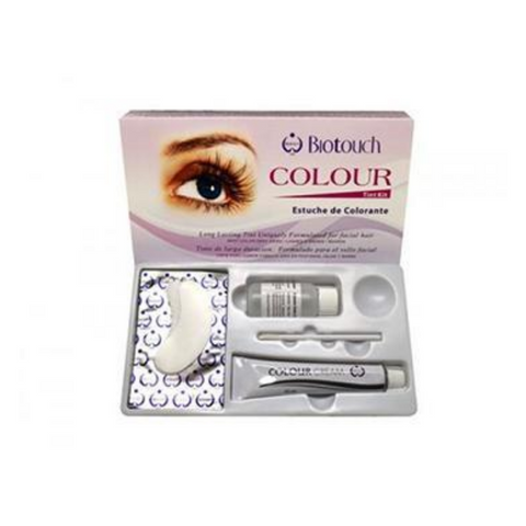 Biotouch Eye Lash Colour Tint Kit - Black