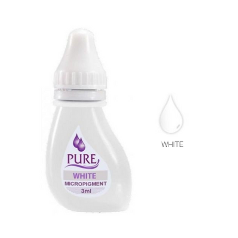 Biotouch Pure Pigment WHITE Permanent Makeup
