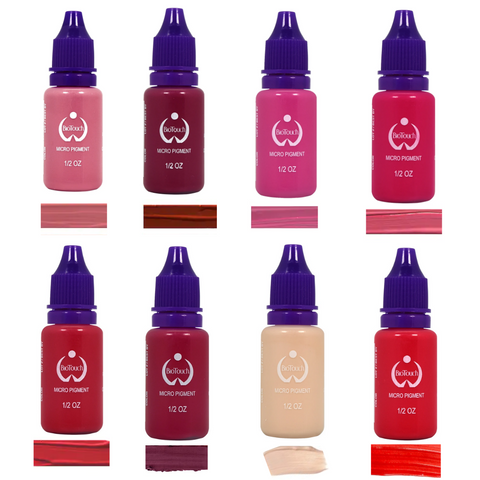 Biotouch FUSCHIA ROSE Pigment for Powdery Look