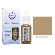 Biotouch Micropigment GOLDEN BROWN Permanent Makeup