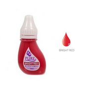 Biotouch Pure Pigment BRIGHT RED Permanent Makeup