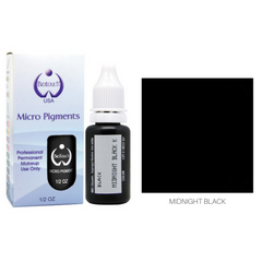 Biotouch Micropigment MIDNIGHT BLACK Permanent Makeup
