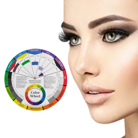 Biotouch Permanent Makeup Color Wheel