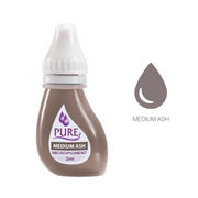 Biotouch Pure Pigment MEDIUM ASH Permanent Makeup
