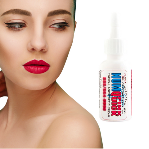 NUMQUICK PINK Microblading Topical Anesthetic Cream