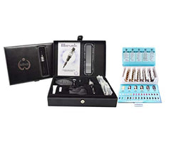 Biotouch MOSAIC Machine Deluxe Kit & Pure Pigment Brow Set