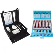BioTouch SILVERA Permanent Makeup Machine Deluxe Kit & Permanent Makeup 36 bottle PURE LIP TONE Set