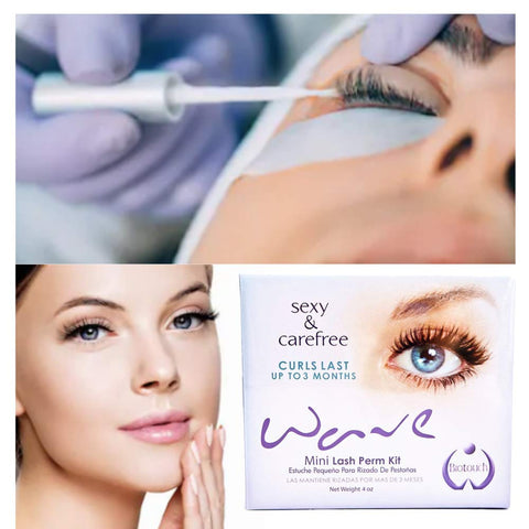 Biotouch WAVE Mini Professional Eye Lash Perm Kit
