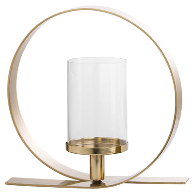 Modern Halo Design Candle Holder - Husoe Home