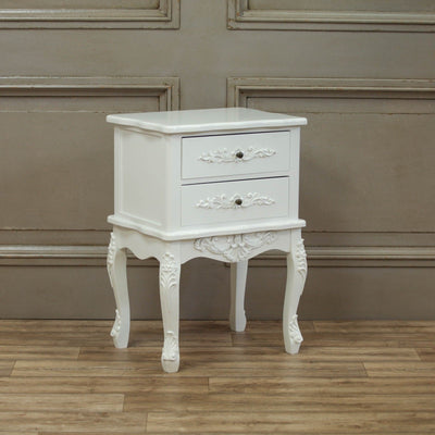 Bisous French Bedside Table - Husoe Home