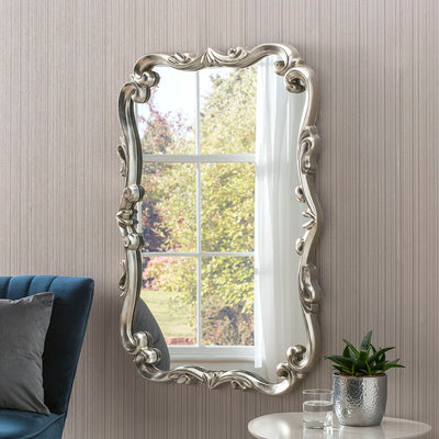 Agrimony Ornate Mirror - Husoe Home