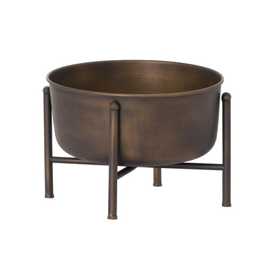 Bronze Planter - Husoe Home
