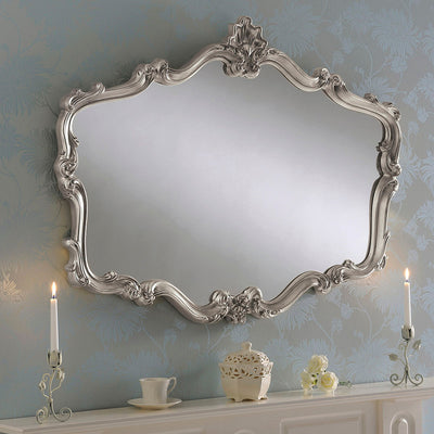 Monaco Ornate Mirror - Husoe Home