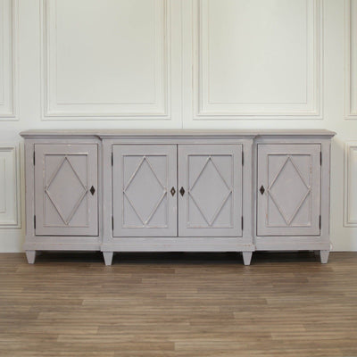 Antibes Classical Distressed Sideboard - Husoe Home