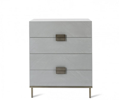 Eclipse Four Drawer Chest - Husoe Home