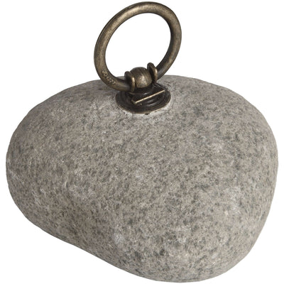 River Stone Door Stop - Husoe Home