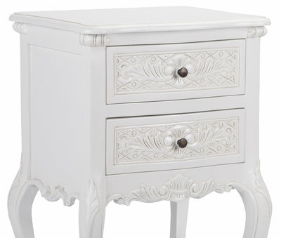 Chateau Cazenac Bedside Table - Husoe Home