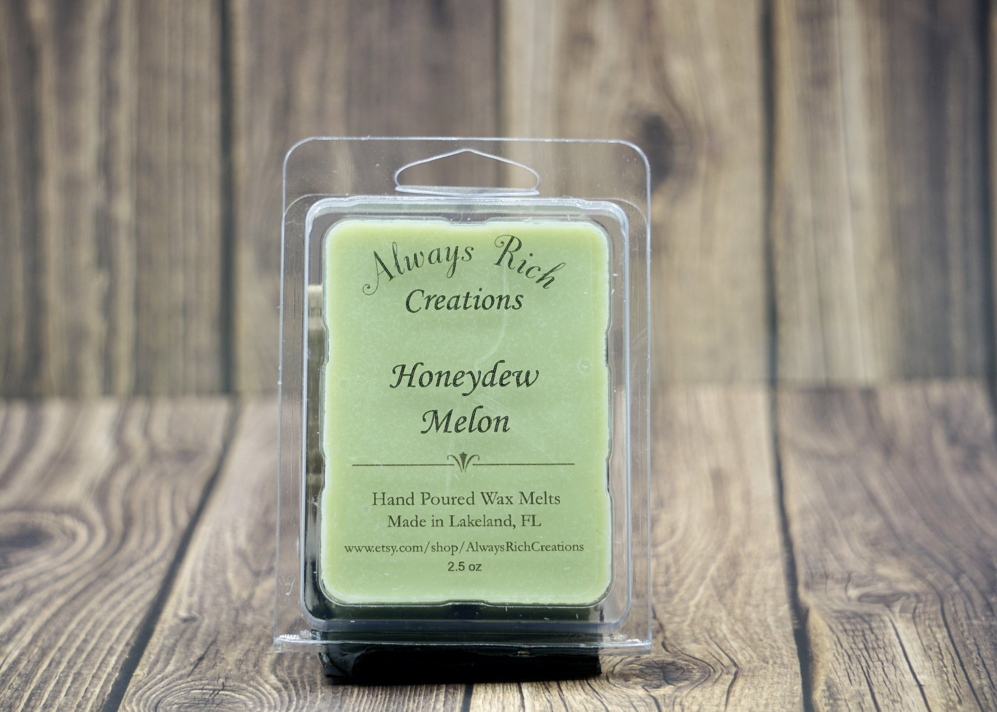 Honey Dew Melon Collection - Always Rich Creations