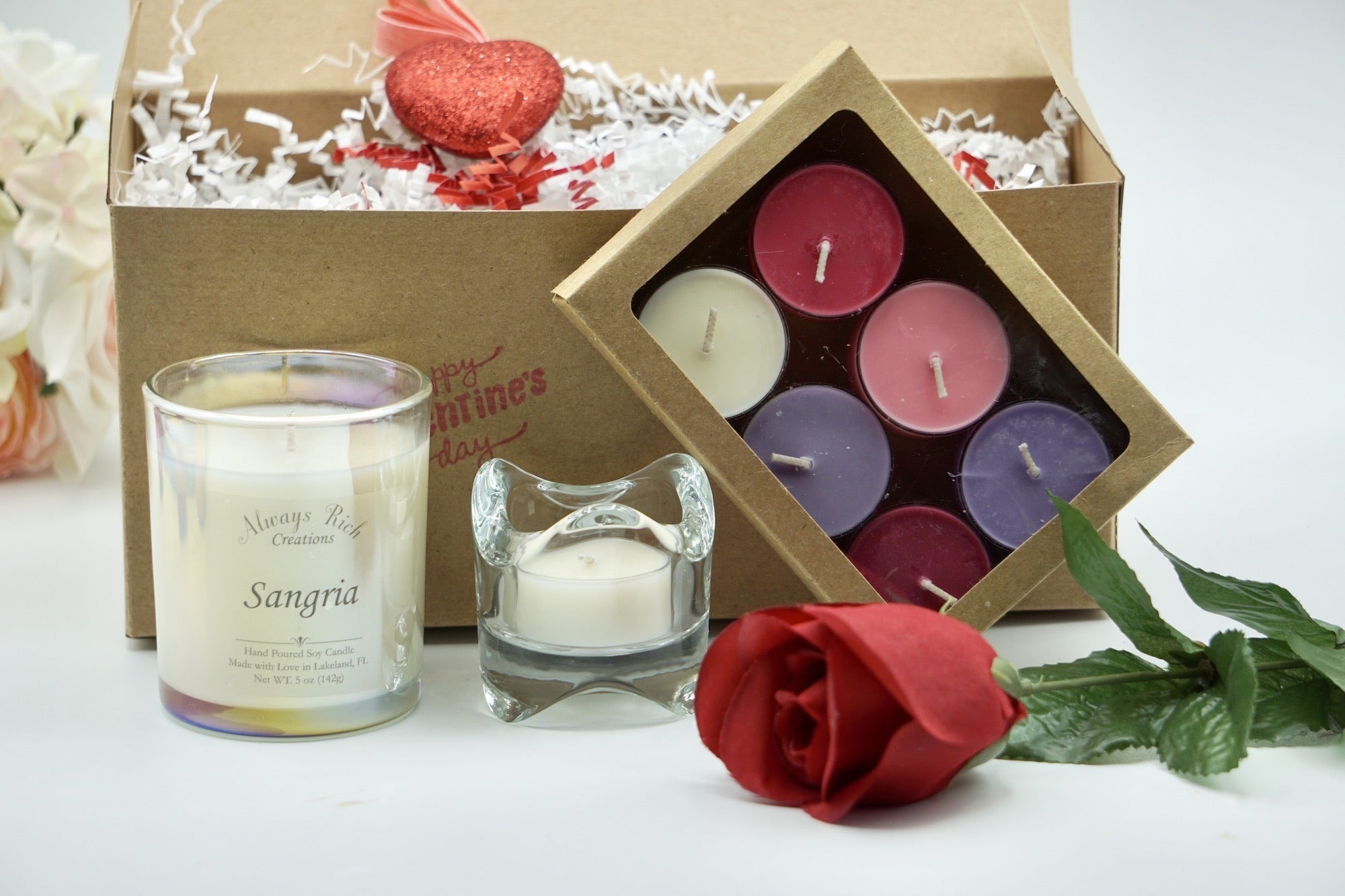 Candle Gift Set for Her