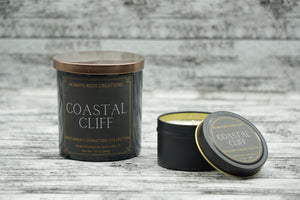 Coastal Cliff Soy Candle