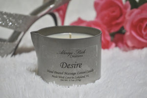 Desire Massage Candle
